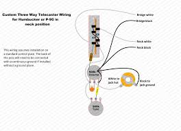 gfs pickups wiring diagram for humbucker wiring library 4 way tele switch p90 help telecaster guitar forum custom for gfs pickups wiring diagram