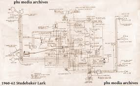 tech series studebaker lark cruiser wiring diagrams shown here are wiring schematics for the last studebakers made they focus on the lark and cruiser models the wiring diagrams cover the years from 1960