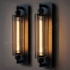 industrial wall sconce illionis home with regard to plans 13