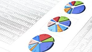 you can calculate many valuable metrics such as percent change with spreadsheet programs like