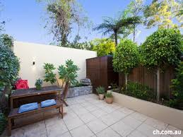 Small Picture of a low maintenance garden design from a real Australian home