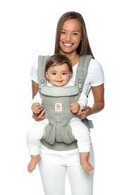 360 Mesh Baby Carrier - All Position Carrier - Pearl Grey | Ergobaby