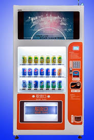 Snack Vending Machine Services Amazing Union Bank POS Payment Bill Payment Snack And Drink Self Service