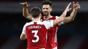 Tierney - The win? It's a start, isn't it | Quotes | News | Arsenal.com