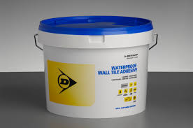 providing water resistance dunlop s ready mixed waterproof wall tile adhesive is perfect for use