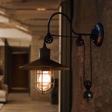 indoor wall sconces. Image Is Loading Industrial-Barn-Gooseneck-Indoor-Wall-Sconce-Lamp-Fixture- Indoor Wall Sconces T