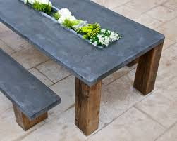 concrete outdoor dining table. Full Size Of Patio:cement Patiourniture Sets Outdoor Table Perth Top Dining 7g59 Concrete San N