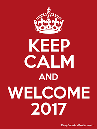 Bildresultat för welcome 2017