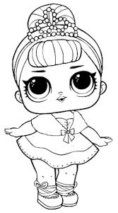 Pagine Da Colorare Con Bambole Lol Surprise 80 Immagini In Bianco E