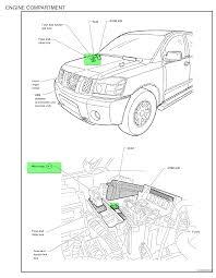 Amazing nissan titan horn wiring diagram images best image