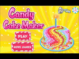 Candy Cake Maker Kids Game Cooking Game Video Dailymotion
