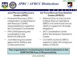 personnel recovery usnorthcom joint personnel recovery center jprc ppt video online