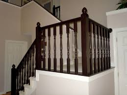 Collection Of solutions Diy Stair Banister Makeover Using Gel Stain In  Stair Railings and Banisters