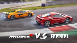 It is a tempting proposal, so if you lust for the sensual lines of the gorgeous f355, the good news is you can buy this car for around $50,000. Mclaren Vs Ferrari Which One Is Better