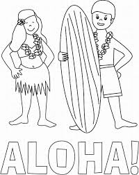 Small Picture Hawaii Coloring Pages Coloring Pages Online