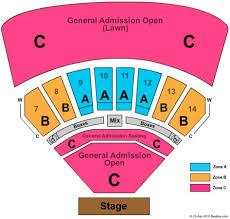 Bonner Springs Amphitheater Seating Chart Providence Medical Center Amphitheater Tickets In Bonner