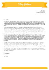 Educator Cover Letter Cover Letter Examples By Real People Teacher Cover Letter