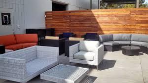 san go outdoor furniture showroom