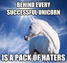 Conceited Unicorn memes | quickmeme via Relatably.com