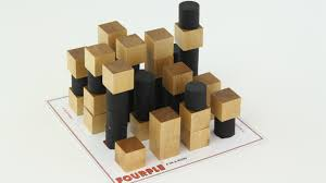 Wooden Strategy Games Fourple The Artistic Strategy Game by Amy Scheel Kickstarter 59