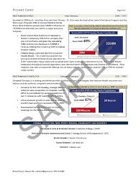 Executive Resume Sample | Board Of Directors Executive Resume | Bod ...