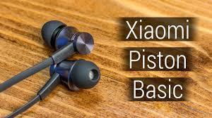 <b>Xiaomi Piston Basic</b> - дешево и сердито. Обзор гарнитуры <b>Xiaomi</b> ...