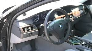 BMW Convertible 2006 bmw 530xi review : 2006 BMW 530i - YouTube