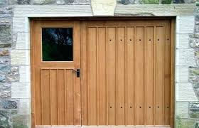 garage door with entry door built in exterior side door for garages entry door in a