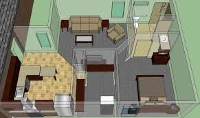 Plan W35801WY Main Floor MotherInLaw Suite  EARCHITECTURAL DesignIn Law Suite Plans
