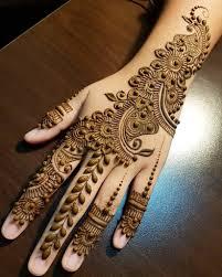 Latest Design Of Mehandi 6 Latest Simple Mehndi Designs For The Minimalist Brides