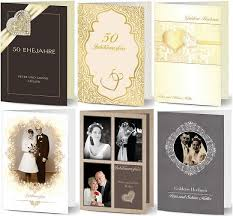 Einladungstext Goldene Hochzeit