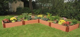 composite raised garden bed. Wonderful Bed Lifestyle Throughout Composite Raised Garden Bed O