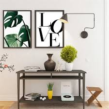 word love canvas art print bedroom wall decor scandinavian modern canvas painting prints romantic home on wall art prints for bedroom with word love canvas art print bedroom wall decor scandinavian modern