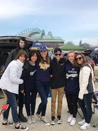"Bridget Horstmann on Twitter: ""Opening Day!!!! Go @Brewers #BrewersOpener  #BrewCrew #OpeningDay #Brewers #baseball ⚾️⚾️⚾️⚾️🍺… """
