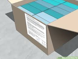 best way to cut glass tile cutting small with wet saw
