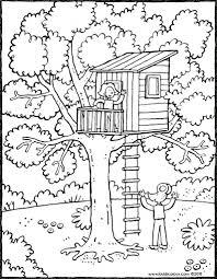 Leuk Voor Kids In Het Bos Verliezen De Bomen Hun Bladeren Beste