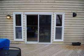 sliding glass door thompson creek