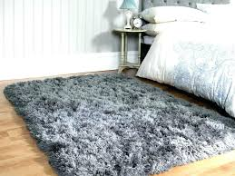 gray fur rug gray fur rug grey fluffy small large plush soft sumptuous long deep gy gray fur rug