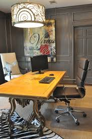 funky home office. Photo Via Pinterest Funky Home Office A
