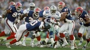 Aikman 17 - Troy Qb Buffalo Bills Dallas Super Cowboys 52 Bowl Xxvii Mvp