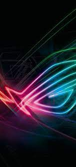 Find hd wallpapers for your desktop, mac, windows, apple, iphone or android device. Asus Rog Phone 2 Stock Wallpapers Hd