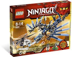 2521: Lightning Dragon Battle   Ninjago lego sets, Ninjago toys, Lego  ninjago