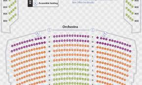 Segerstrom Center Seating Chart