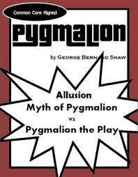 best pyg on images george bernard shaw comprehensive study guide comparing george bernard shaw s play pyg on to the myth of pyg on and galatea