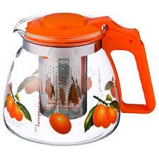 <b>Заварочный чайник</b> Agness 885-007, <b>0.9 л</b> в Москве – купить по ...