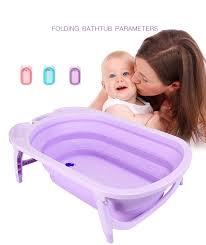 thickened folding baby bath tub children s bath tub baby bath large children can enjoy bath tub