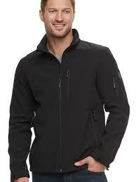 rocker black leather jacket