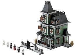 Lego Full House Lego Monster Fighters Haunted House Set Announced The Daily