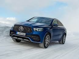 The 2020 amg gle 53 coupe starts at $76,500 with a 3.0l v6 while the 2020 amg gle 63 s coupe starts at $113,000 with a 5.5l v8. First Drive 2021 Mercedes Amg Gle 53 Coupe Feels All Too Familiar