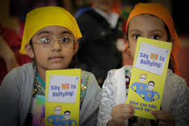 stopbullying jpg major progress in sikh coalition sponsored ca anti bullying bill